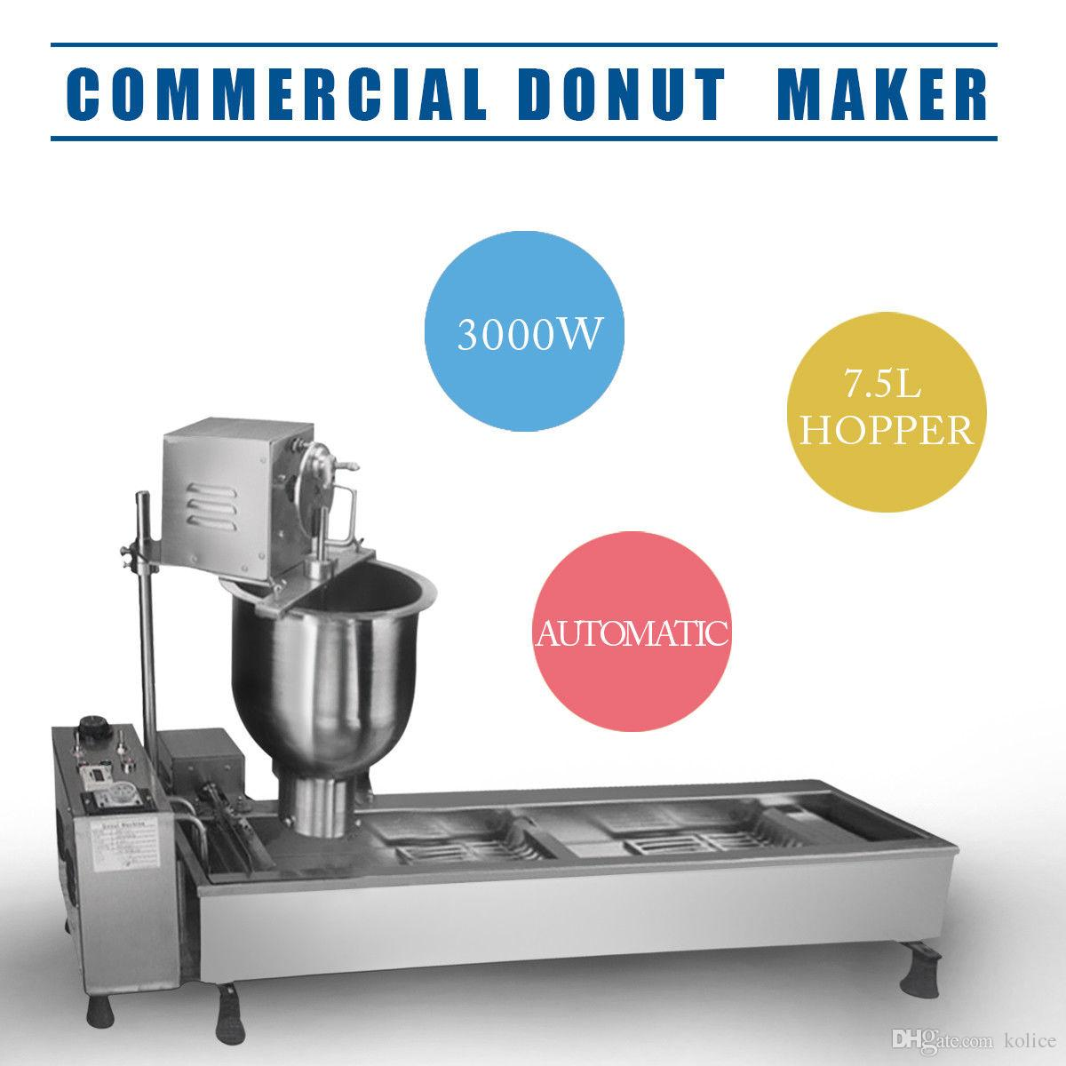 2019 Kolice Donut Making Machineautomatic Doughnut Makerauto