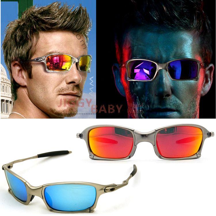 d1f7e45b3e Top Quality Sunglasses Polarized X Metal X Squared Sports UV400 OO6011 06  Sun Glasses Iridium Fire Ruby Red Brand Designer Men Women Outdoor  Prescription ...