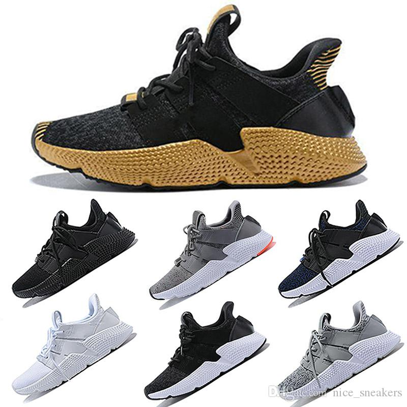 aeca5bd1fe0 2018 New Designer Prophere EQT Climacool Men Running Shoes Triple S Black  White Blue Trace Olive Women Sports Sneaker Size 5 11 Winter Running Shoes  White ...