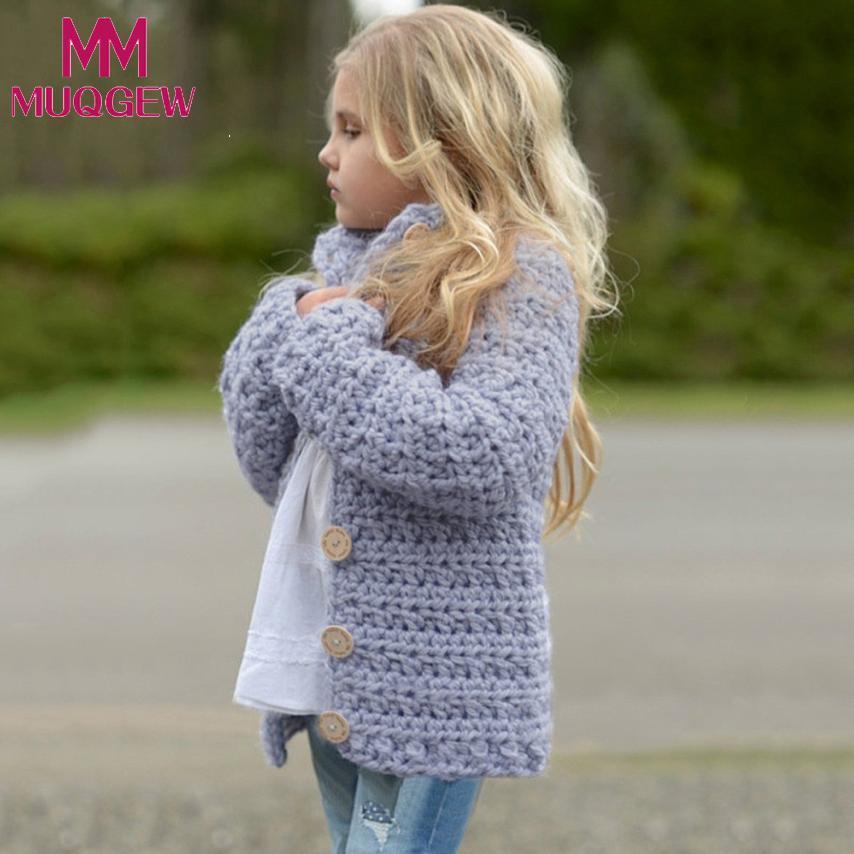 f5bd2fbffc6e MUQGEW 2018 Winter Jackets For Girls Kids Toddler Kids Baby Girls ...