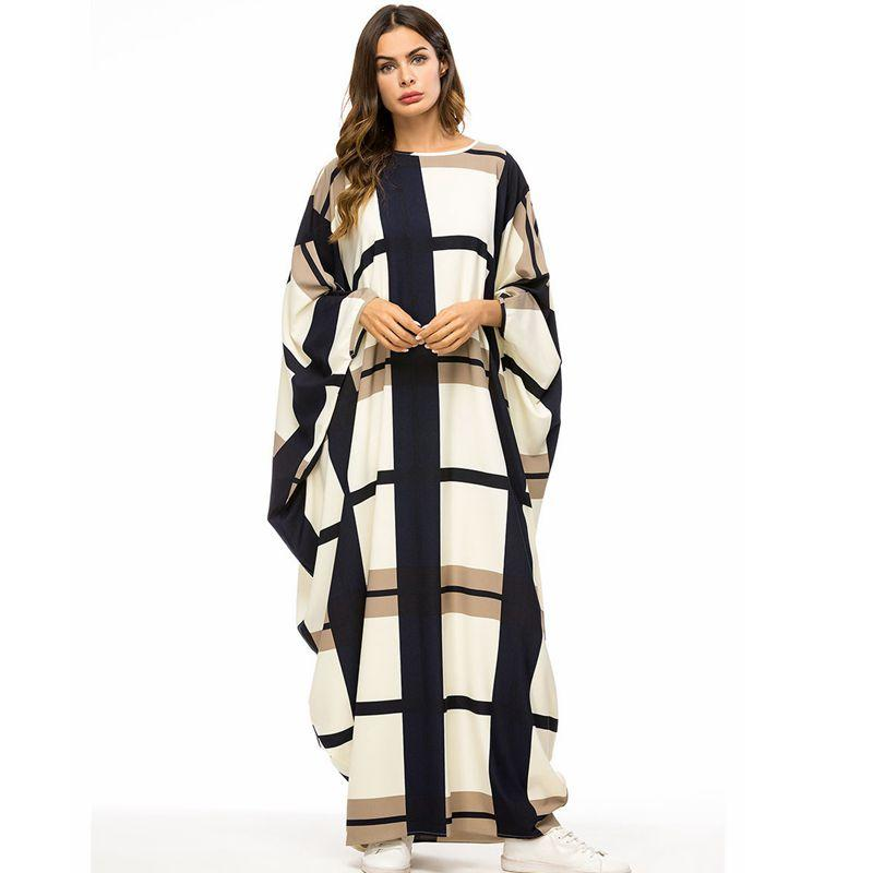 1e54e7c7bd7 2019 2018 African Dresses For Women Outfit Long Dresses Printed Loose Rope  Plus Size African Clothes Ropa Africana Mujer From Aimea