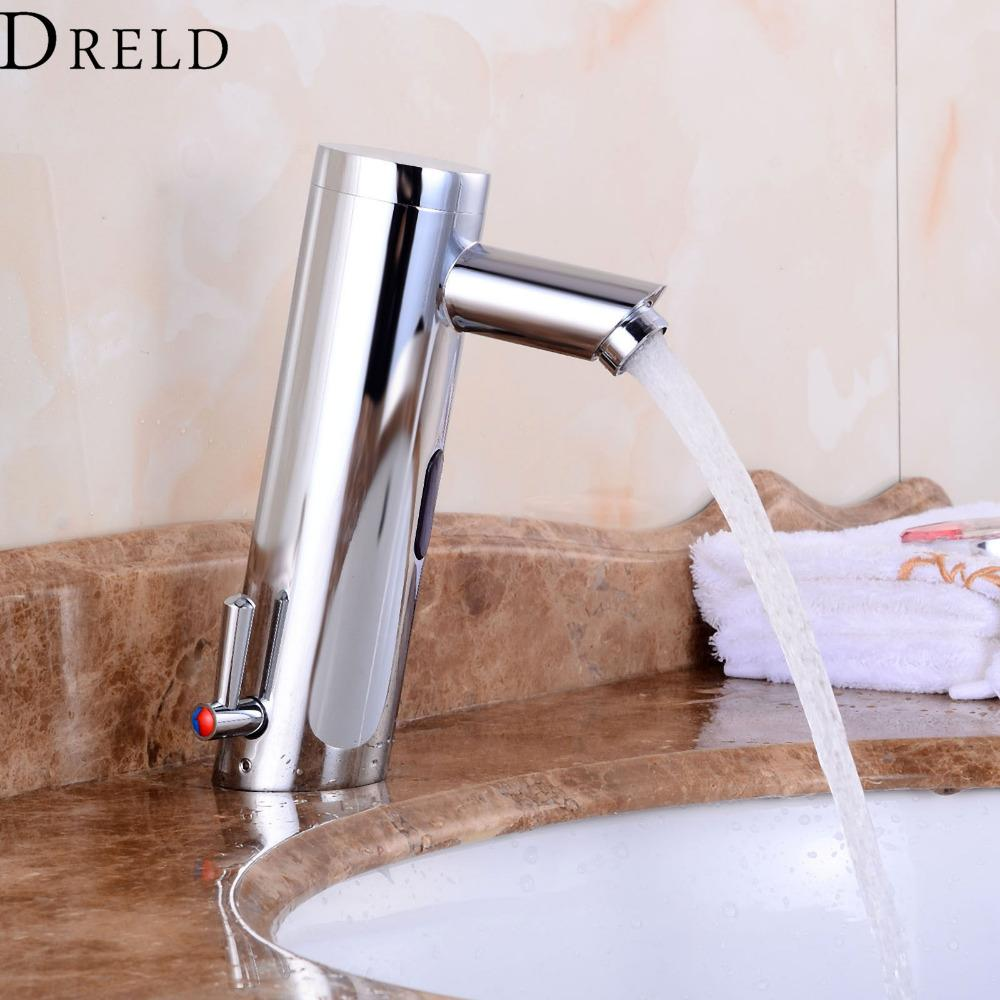 Wholesale Motion Sensor Faucet Bathroom Faucet Single Handle - Wholesale bathroom fixtures