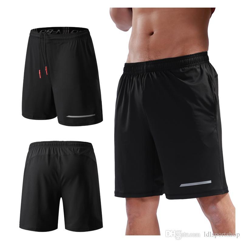 Sport & Unterhaltung Basketball Shorts Männer Laufen Schnell Trocknend Workout Bodybuilding Gym Spandex Shorts Jogging Mit Tasche Tennis Training Shorts