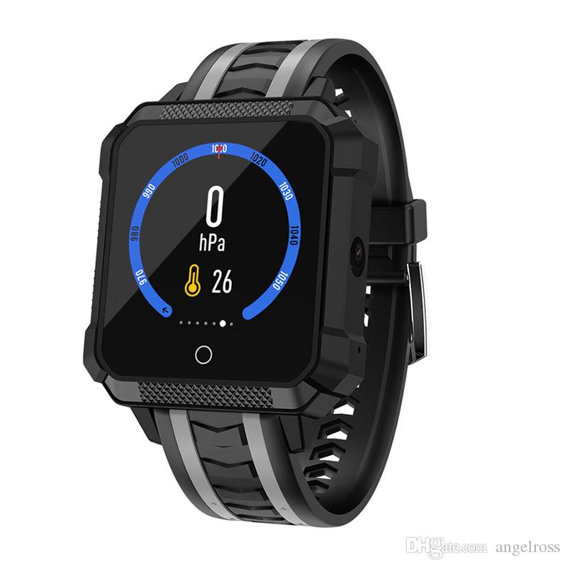 4G phone networks outdoor sports smart watch multi-sports mode heart rate monitoring 5 million pixel camera wifi Internet GPS positioning