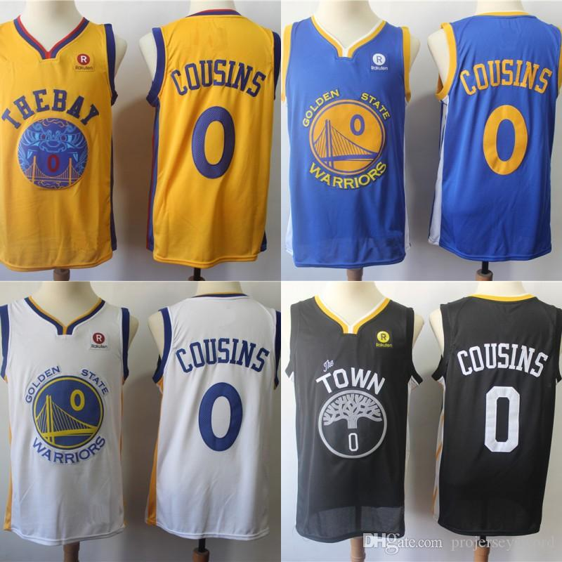 ... switzerland 2018 the city edition 0 demarcus cousins jersey mens 9 andre  iguodala 11 klay thompson 8f82cb906