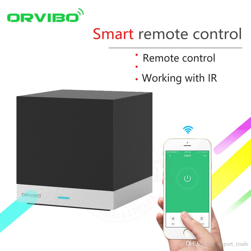 Orvibo Magic Cube New Intelligent Universal WIFI+IR APP Wireless ...