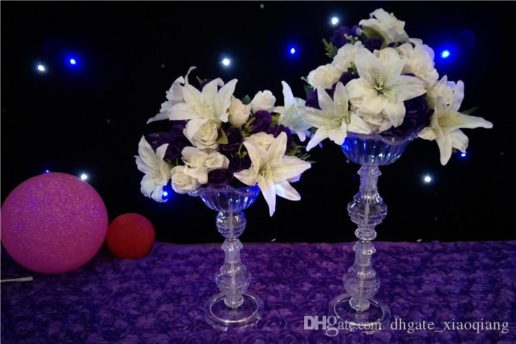 new arrival wedding flower stand crystal table centerpiece 1st rh dhgate com