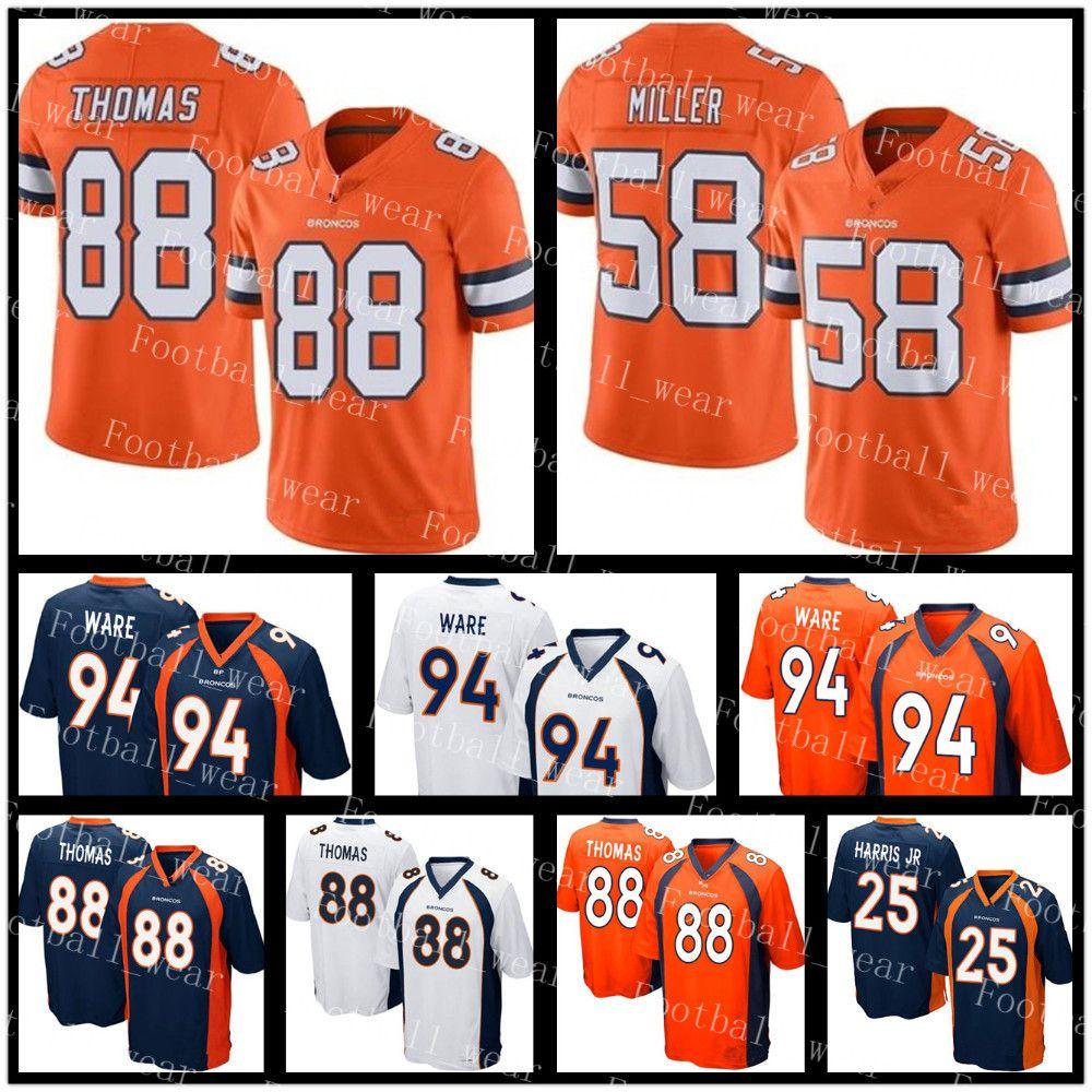 Denver Broncos 28 Jamaal Charles 23 Devontae Booker 95 Derek Wolfe 94  DeMarcus Ware 88 Demaryius Thomas 84 Shannon Sharpe Football 12 Aaron  Rodgers 12 Tom ... 634b8a56f
