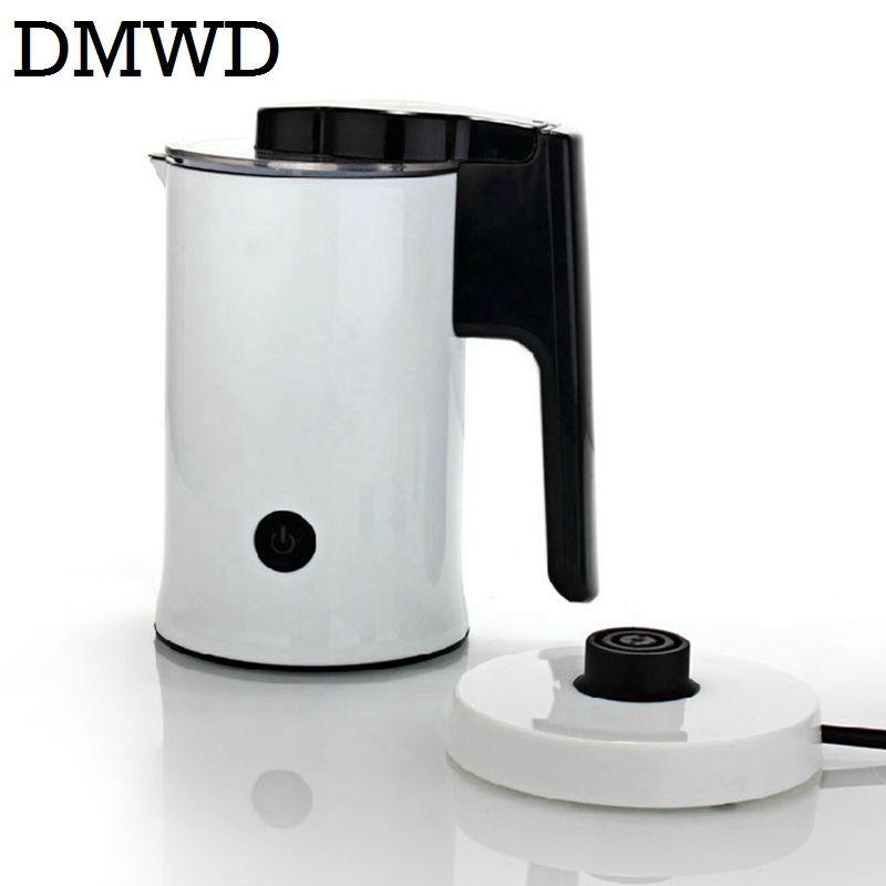 2019 dmwd electric milk bubble machine automatic milk frother foamer rh dhgate com