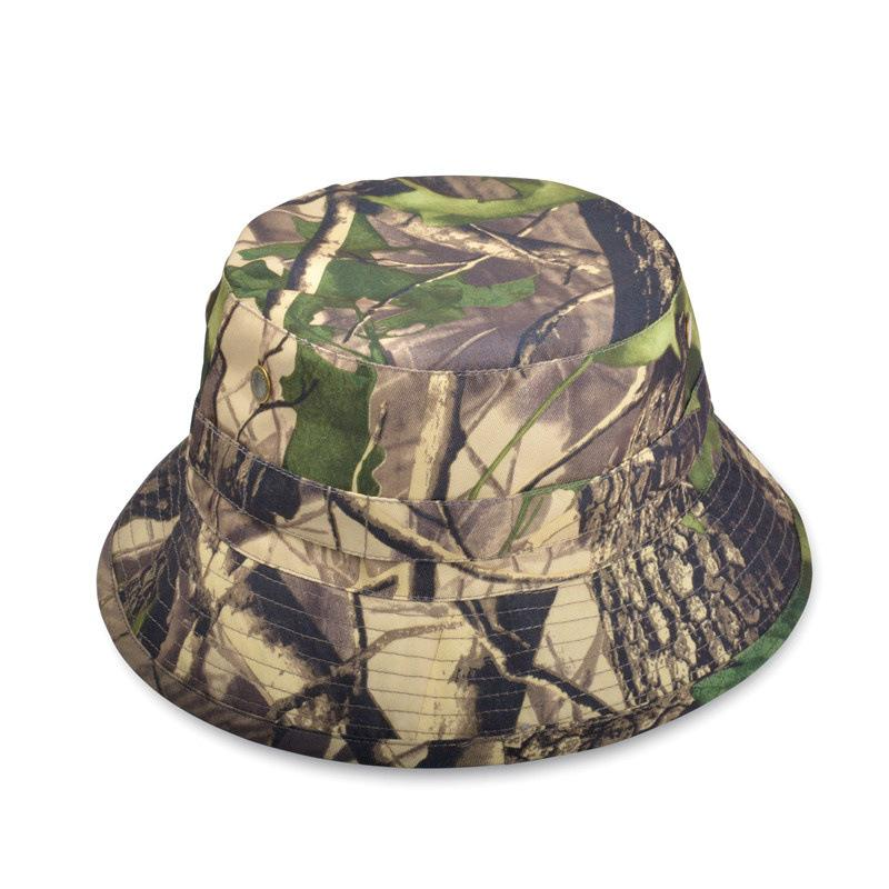 1bf3cd23243c1 2019 Outdoor Summer Tactical Sniper Camouflage Round Boonie Hats Cap  Breathable Army Mens American From Peniss