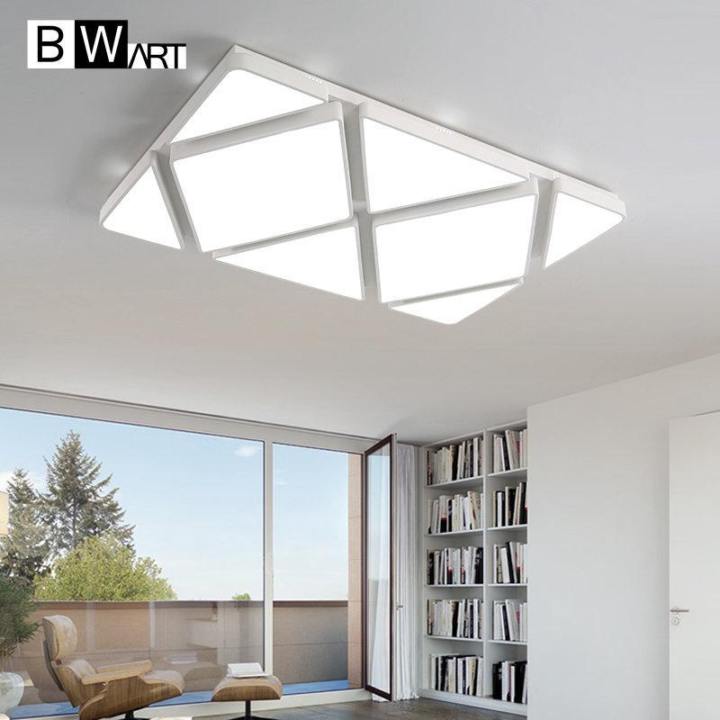 2019 bwart modern large led ceiling light smart home big lamp shade rh dhgate com
