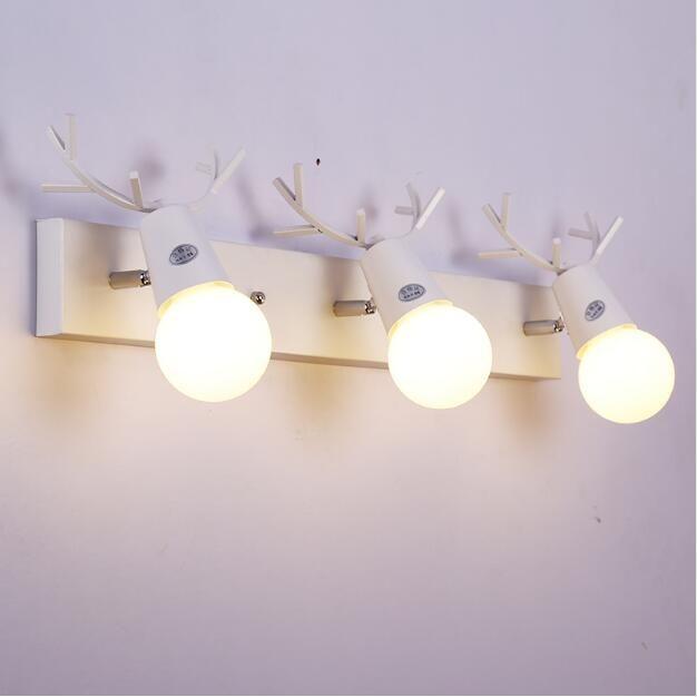 2019 svitz mirror lamp led creative modern wall light bathroom rh dhgate com