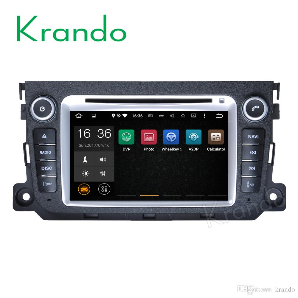 Krando Android 71 Car Dvd Radio For