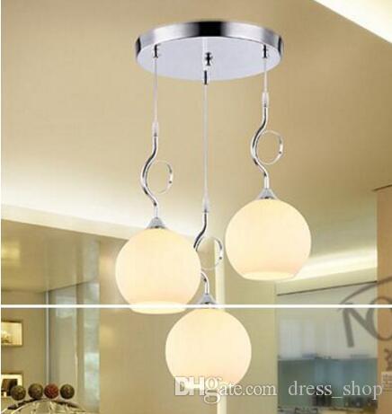 Luces colgantes modernas para comedor cocina tienda lámpara colgante  luminaria de suspensión led dormitorio retro iluminación del restaurante
