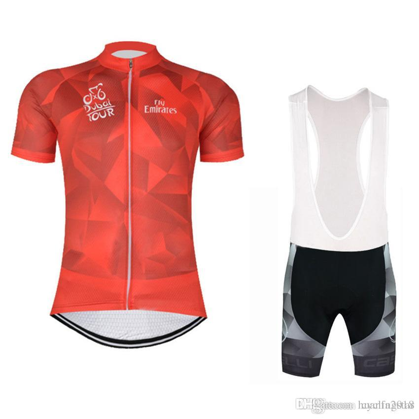 2017 Dubai Cycling Jersey Bicycle Racing Clothing Pro Team Mtb Bike ... 21683857b