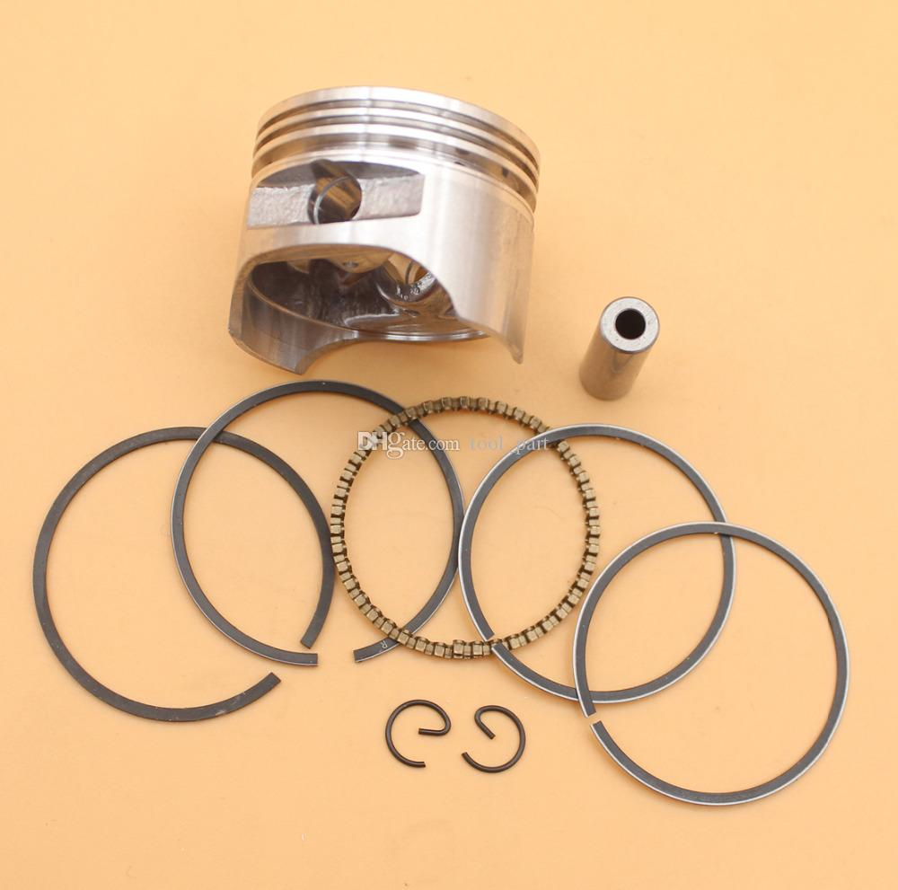Piston assembly 68mm fits Honda GX200 Engine piston+ rings+ pin+ clip replacement part# 13101-ZH8-000