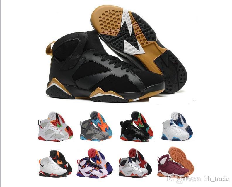 cheap 7s men basketball shoes unc pantone vii tinker alternate rh dhgate com