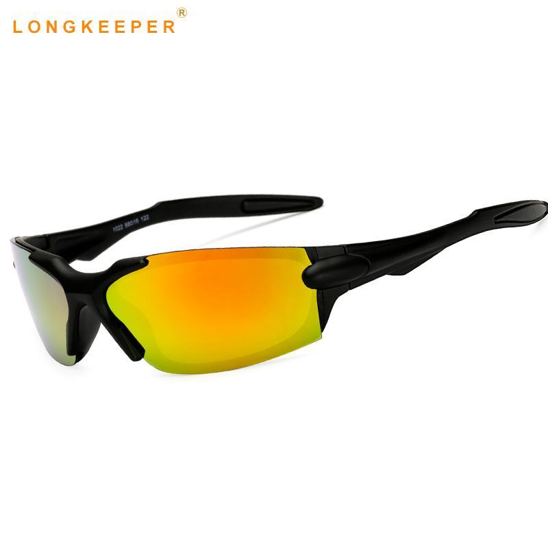 7e0fd80fa0 Long Keeper Brand Fashion Classic Polarized Sunglasses Men s Designer HD  Goggle Eyewear Glasses UV400 Oculos De Sol Gafas Electric Sunglasses  Fastrack ...