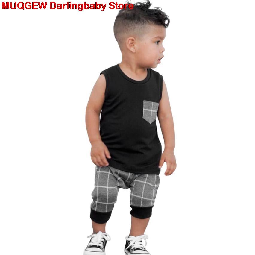 fa452527870f 2019 Summer Infant Clothing Children Newborn Clothes Baby Boy ...