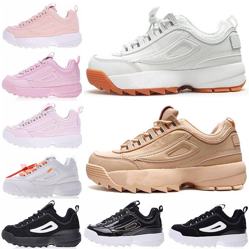 White Ii Fila Gold 2 Shoes Black S Gum Running Special Triple New xA8dgwx