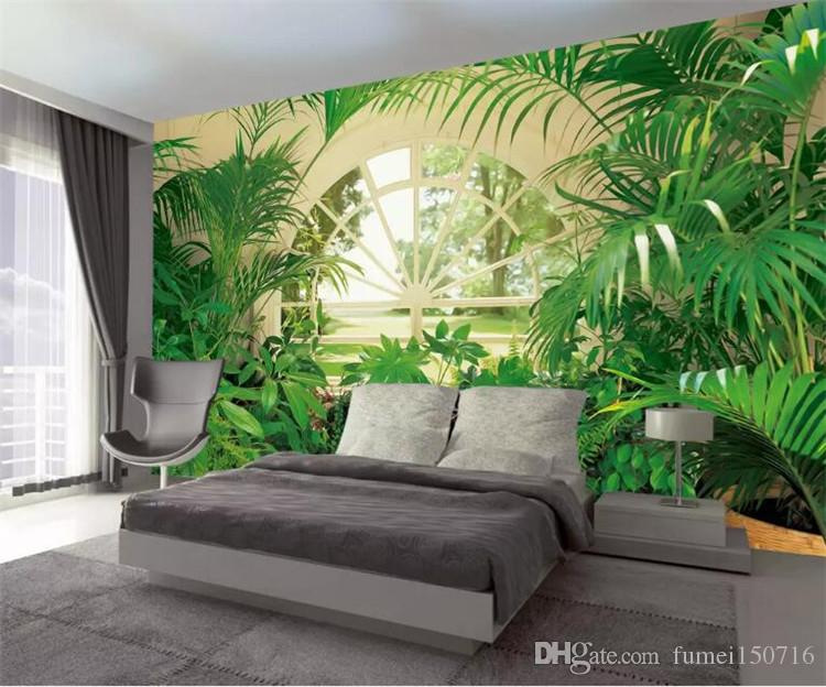 customize any size 3d wallpaper living room sofa wall surface modern rh dhgate com