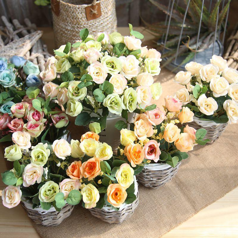 Silk flower factory coupons gallery flower decoration ideas 2018 factory wholesale artificial flower persian rose bouquet 2018 factory wholesale artificial flower persian rose bouquet mightylinksfo
