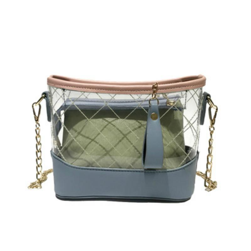 504eb5c954 2018 Multi-function Composite Zipper Opening Composite Bag Fashion ...