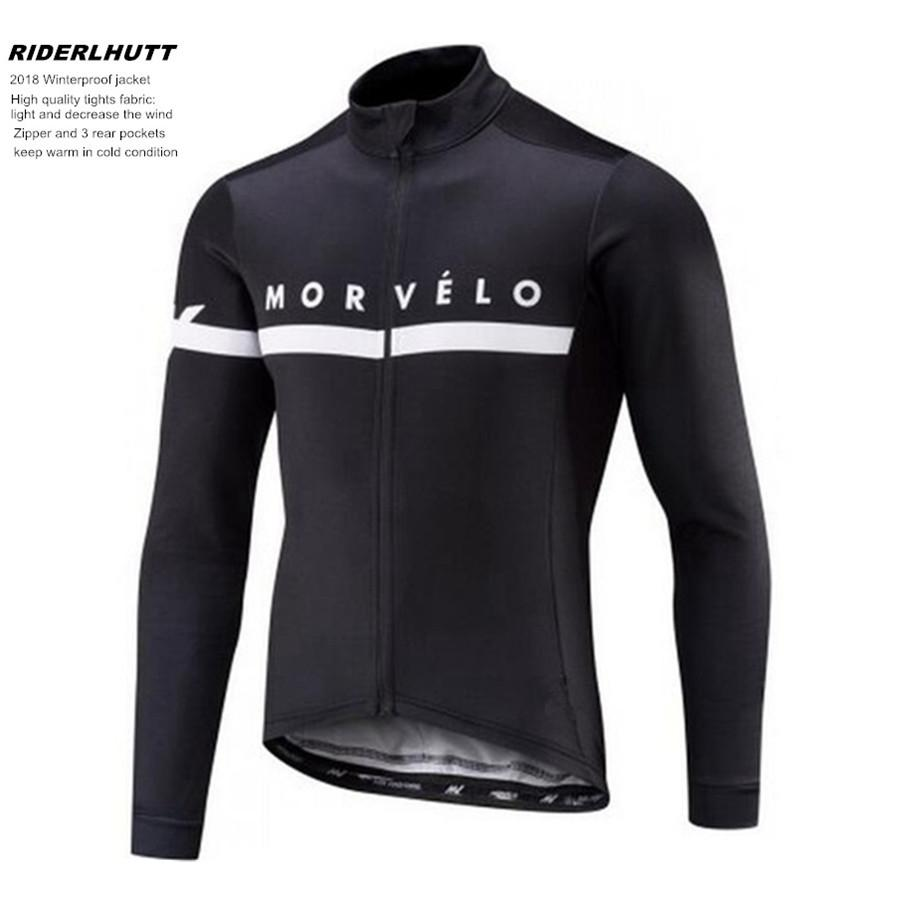 New 2018 Morvelo Winter Thermal Fleece Cycling Jersey Men Clothing Long  Sleeve Jackets Bicicleta MTB Maillot Ropa Ciclismo Hombre Ciclismo Endura  Cycling ... bf047e6f2