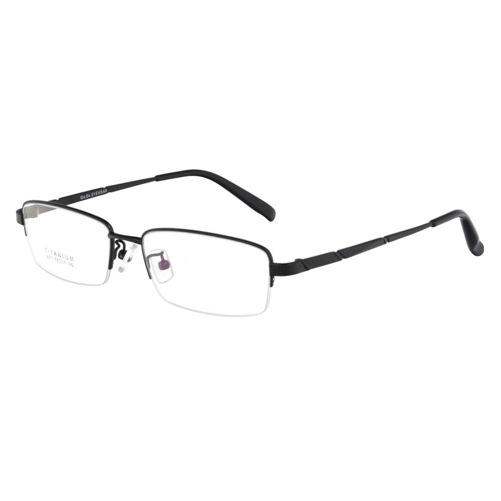 7257a5f6f5 MY DOLI Metal Prescription Spectacles RX Optical Frames Half Rim Men Eyewear  Eyeglasses 6211 UK 2019 From Exyingtao