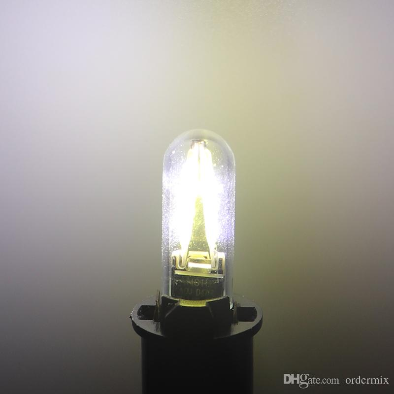 Nanoshine 2017 أحدث W5W أدى T10 قطعة خبز الزجاج ضوء السيارة أدى خيوط السيارات السيارات القراءة قبة لمبة مصباح drl سيارة التصميم 12 فولت