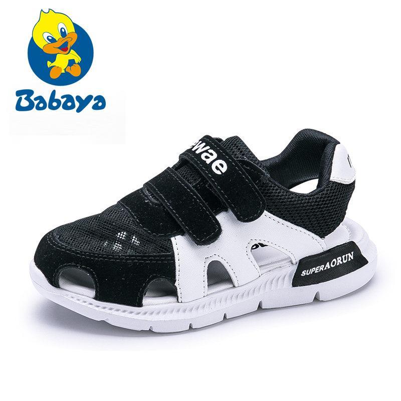 4e297d30 2018 Fashion New Top Fashion Summer Boys Girls Sandals Comfortable ...