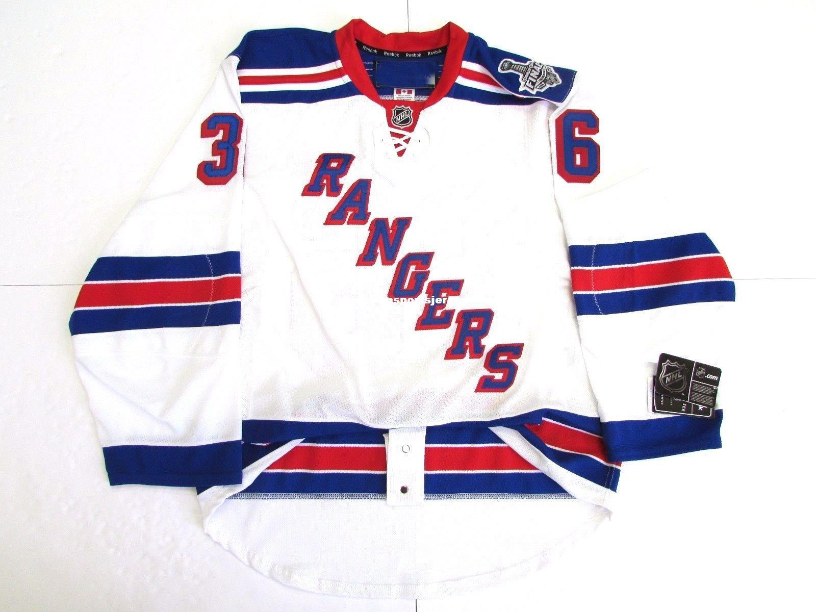 88bc4d1f1 2018 Cheap Custom Zuccarello New York Rangers Away 2014 Stanley Cup Jersey  Stitch Add Any Number Any Name Mens Hockey Jersey Xs 5xl From  Customsportsjersey