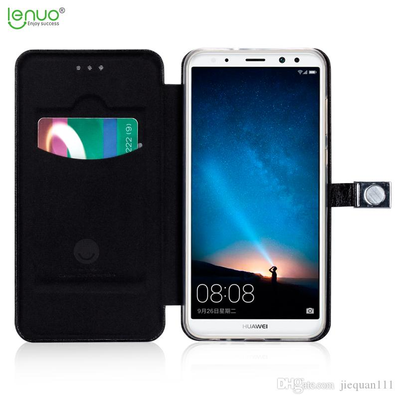 Case For Huawei Nova 2i Cover Pu