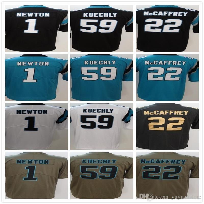 2018 Custom Men S Women S Youth Carolina Panther Jerseys 1 Cam Newton 22  Christian Mccaffrey 59 Luke Kuechly 13 Kelvin Benjamin Jersey From  Zhouyustore 3f7e968a65