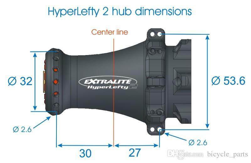 SUPER LIGHT 527g 29er asymmetric 30mm x 22mm offset MTB XC Extralite Hyper Lefty 2 carbon wheel set straight pull UD 3k 12k matte glossy
