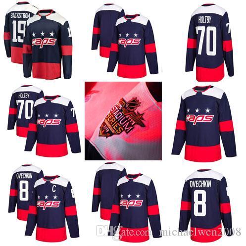 2019 Mens Womens Youth 22 Madison Bowey Jersey 2018 Stadium Series 74 John  Carlson 4 Taylor Chorney 29 Matt Niskanen Custom Hockey Jerseys From ... 8c3abfecc74e