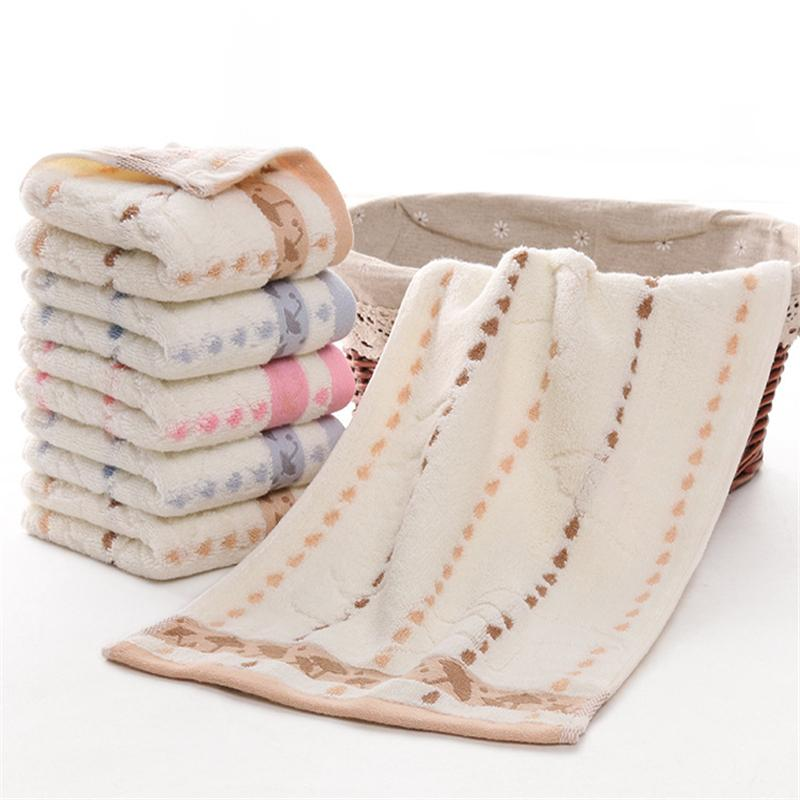 2019 baby hand figured towels cute cartoon kids bamboo fiber rh dhgate com