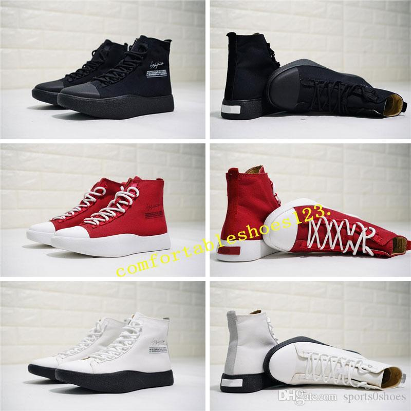 073d77684 New FW18 High Quality Y-3 Bashyo Trainer Sneakers For Men Women All ...