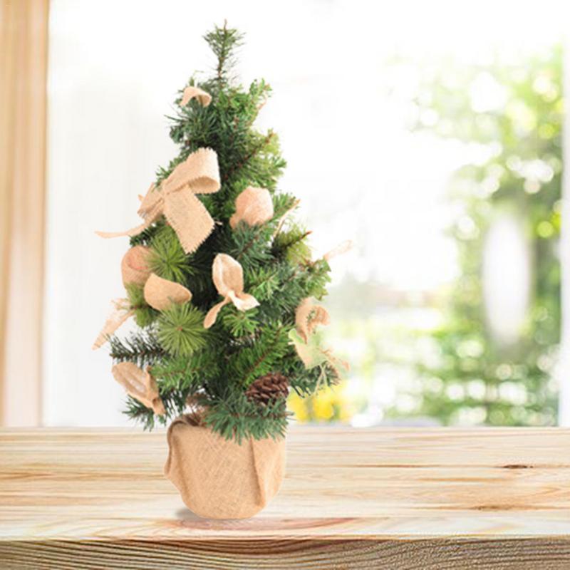 mini christmas tree table decoration festival party ornaments rh dhgate com