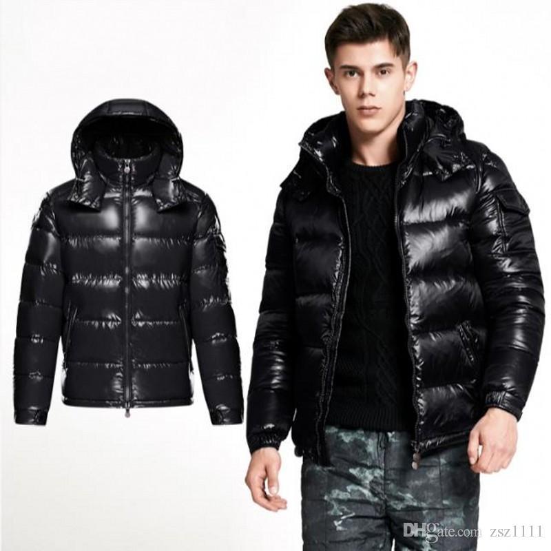 f7c643a81be18 Acheter M1 Designer Marque Masculine Anorak Veste D'hiver Populaire Haute  Qualité Veste D'hiver Chaude, Plus La Taille Homme Down Unisexe Hiver  Manteau ...
