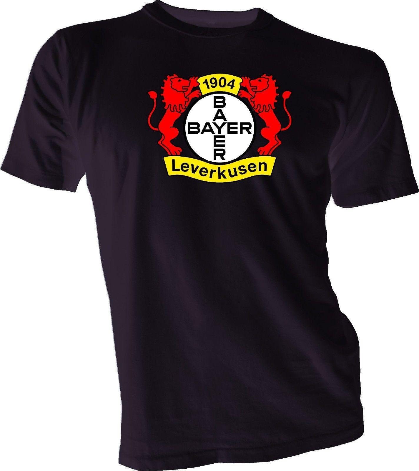 8e4b4a29f Compre Bayer 04 Leverkusen ALEMANIA Bundesliga Fútbol Fútbol Hecho A Mano  Original Nuevo 1 A  13.19 Del Hitshirt
