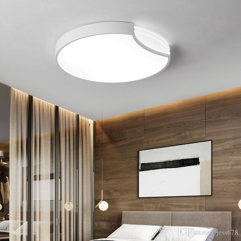Nordic Simple Creative Living Room Ceiling Lamp Modern Remote Control Bedroom Ceiling Lights Warm Romantic Led Light Fixtures Back To Search Resultslights & Lighting