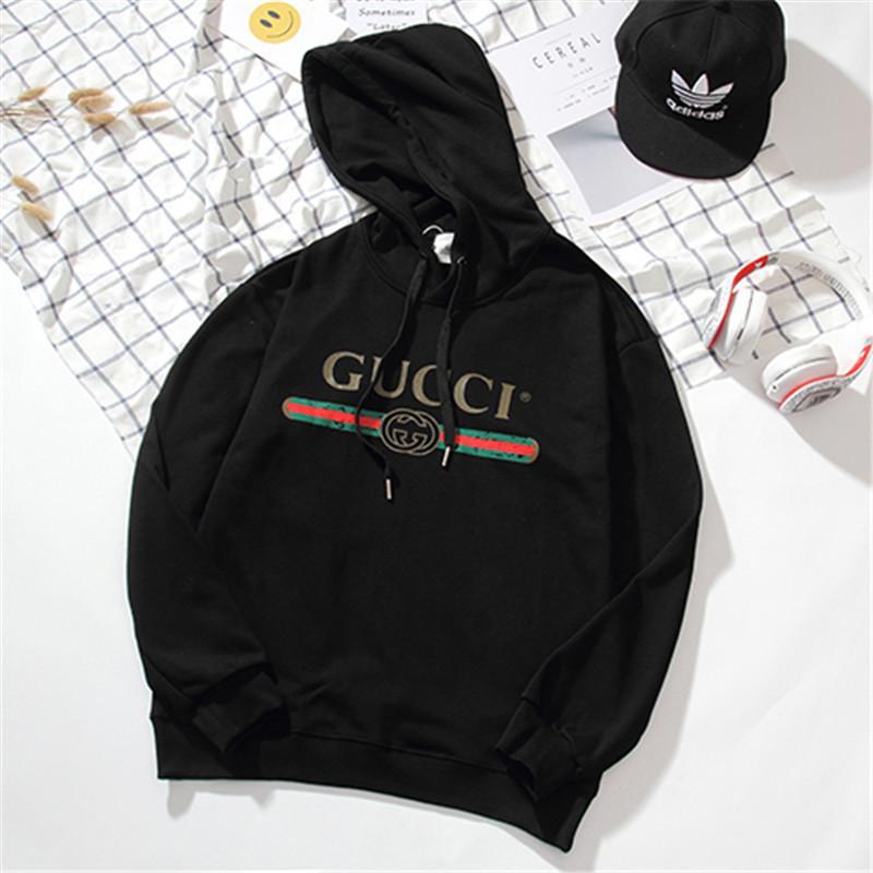 a22fb614 Men's Designer Hoodies Sweatshirts Designer Pullover Sweatshirts Brand Men  Hoodie Long Sleeved Hooded Tops Clothes Hip Hop Streetwear
