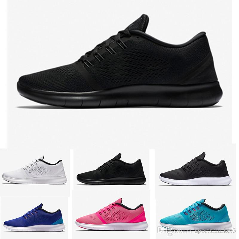 5ee6fce7bdd4c 2018 Top Sale Epic React Foam Casual Shoes Fly Knitting Upper Vamp Sport  Boost Mens Women Shoes Design Cushioning Athletic Sneakers Free Run Fly  Knit Fly ...