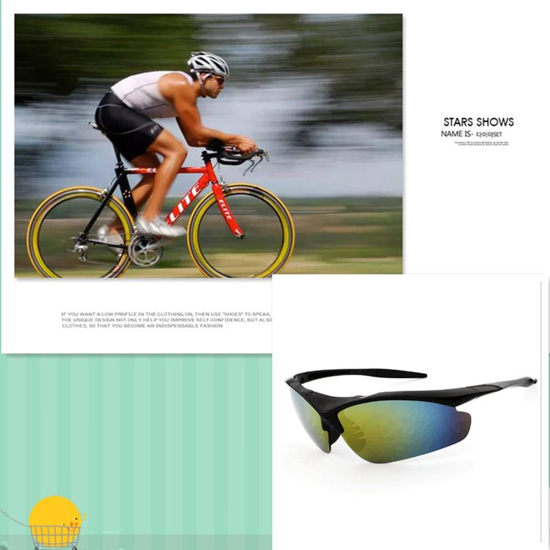 fcde0345cd31 2019 Professional Polarized Cycling Glasses Bike Goggles Outdoor Sports  Bicycle Sunglasses Men Sports Sunglasses Riding Goggles From Roadsun