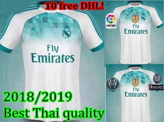 Compre Novo 2019 2020 Novo Real Madrid CASA De Futebol Jersey 8 KROOS 11  BALE 19 20 Real Madrid LONGO ASPAS Asensio Alarcon Benzema Camisas De  Futebol De ... 761e29d6fb323