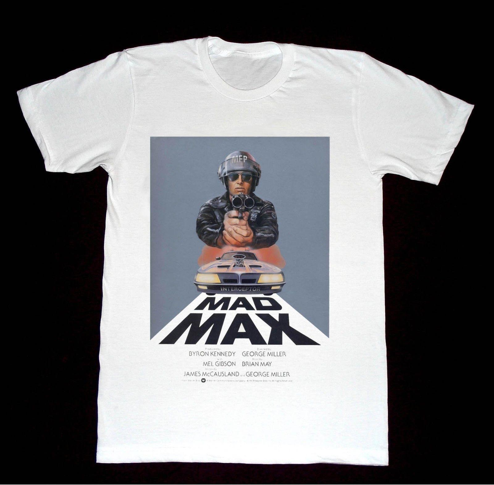 Fit 80's Adulto Max Xxxl Original Para Película Camisas Camiseta Aussie Mad Cult Hombres Slim S LSGzqUMVp