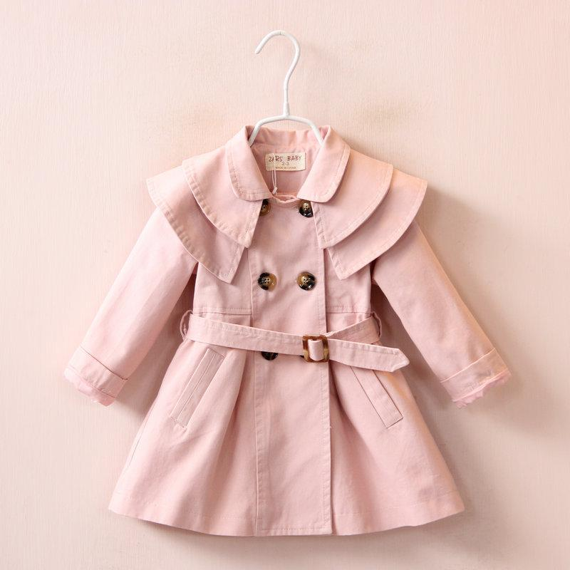 c143378bd5fd Autumn Jackets Girls Coat 2018 Brand Children Jackets Kids Clothes ...