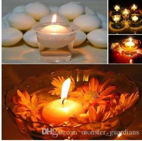 Christmas Floating Candles.Floating Candles For Wedding Party Event Home Decor Candles Christmas Decoration