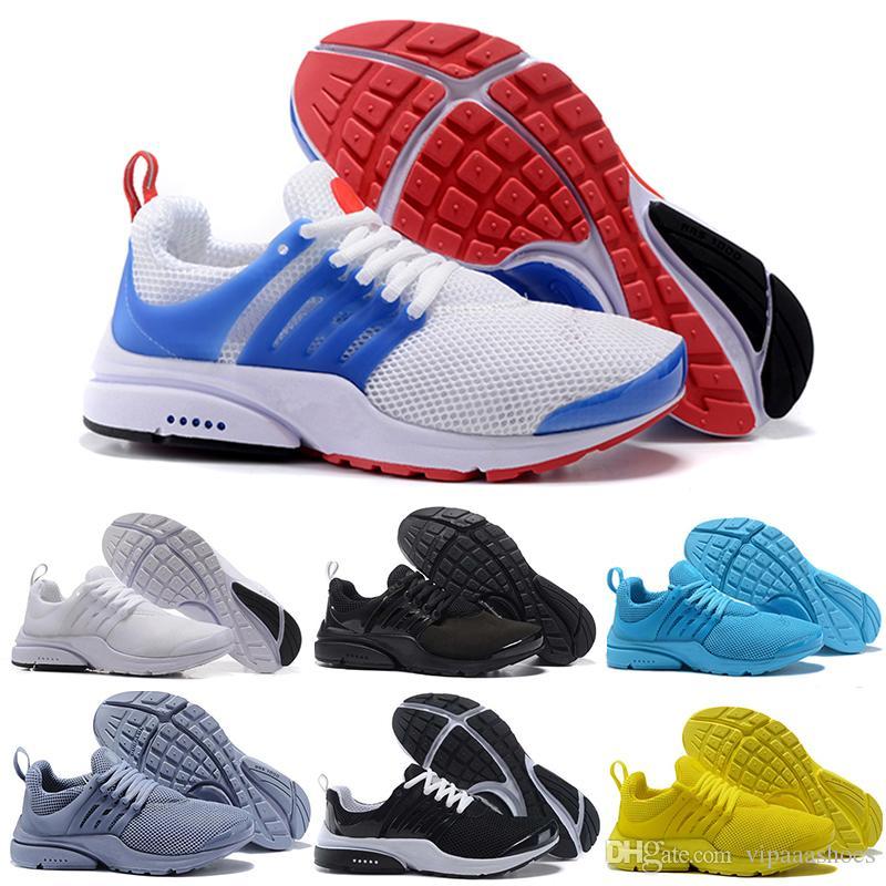 dfb14c81831ff Nike Air Presto Ultra Prestos AtaDescuento Zapatillas Para Hombre Mujer  Presto Ultra Corredor Triple Negro Blanco Correr Olímpico Casual Zapatos  Para Hombre ...
